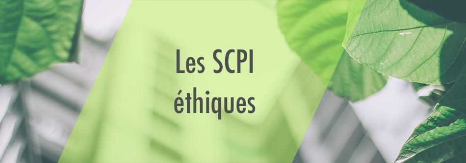 SCPI : l'investissement responsable se développe