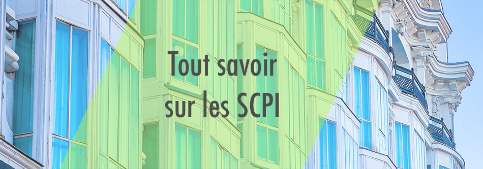 investissement immobilier scpi