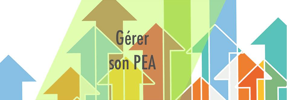 Bourse Comment Gerer Son Pea Investir Ethique