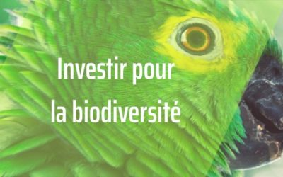 Investir pour préserver la biodiversité