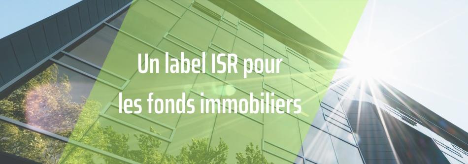 Immobilier durable : les SCPI et OPCI ont leur label ISR