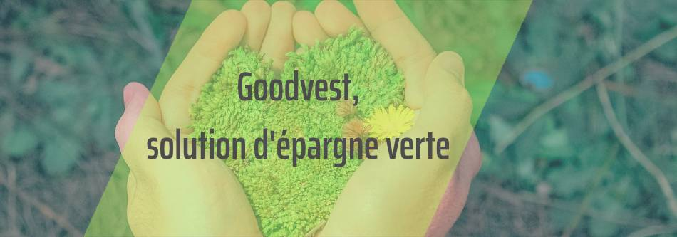 Goodvest, une assurance-vie composée à 100% d'ETF responsables